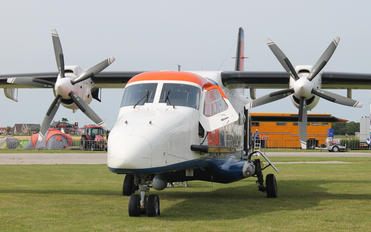 PH-CGN - Netherlands - Coastguard Dornier Do.228