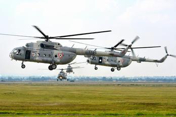 1705 - Mexico - Air Force Mil Mi-17