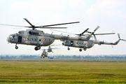 1705 - Mexico - Air Force Mil Mi-17 aircraft