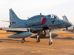 N-1001 - Brazil - Navy McDonnell Douglas A-4 Skyhawk