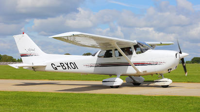 G-BXOI - Private Cessna 172 Skyhawk (all models except RG)
