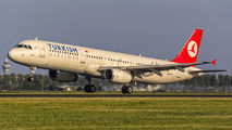 TC-JRG - Turkish Airlines Airbus A321 aircraft