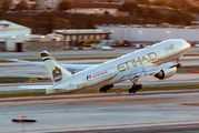 A6-LRD - Etihad Airways Boeing 777-200LR aircraft