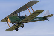 G-AHOO - Private de Havilland DH. 82 Tiger Moth aircraft