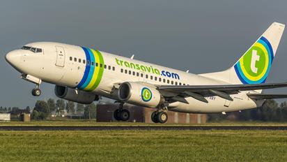 PH-XRY - Transavia Boeing 737-700