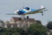 G-ZWIP - Zulu Glasstek : Team Twist Silence Twister aircraft