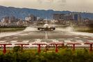 ANA - All Nippon Airways Boeing 777-200 JA711A at Osaka - Itami Int airport