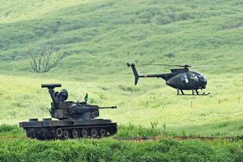 31251 - Japan - Ground Self Defense Force Kawasaki OH-6