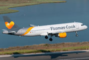 OO-TCT - Thomas Cook Belgium Airbus A320 aircraft