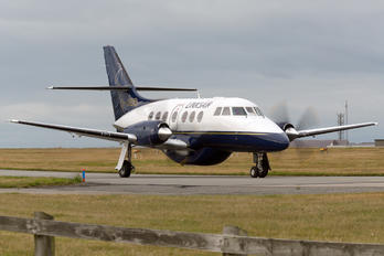 G-JIBO - Links Air Scottish Aviation Jetstream 31