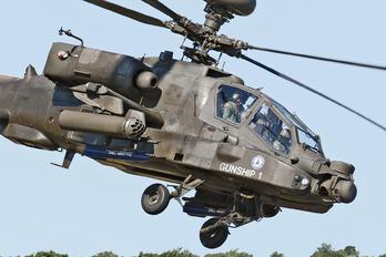 ZJ184 - British Army Westland Apache AH.1