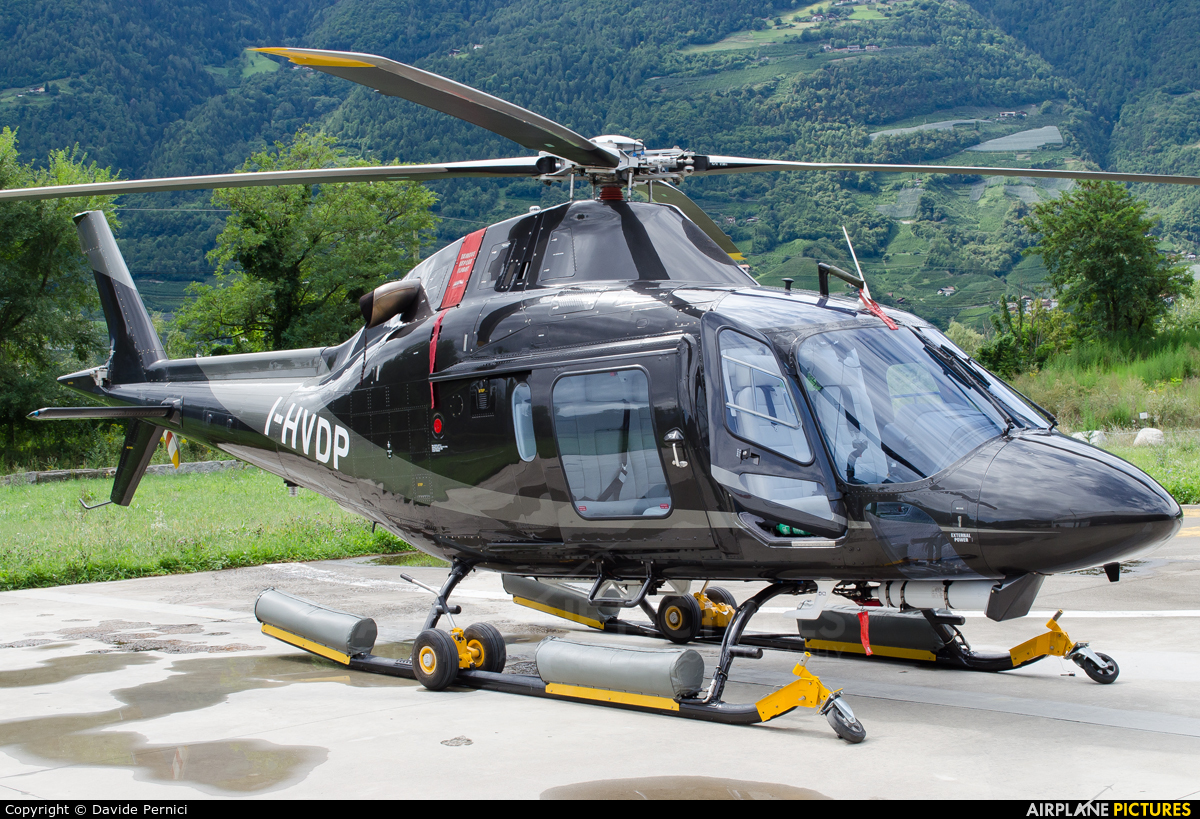Airway Helicopters I-HVDP aircraft at Off Airport - Italy