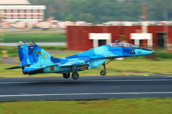 28375 - Bangladesh - Air Force Mikoyan-Gurevich MiG-29UB