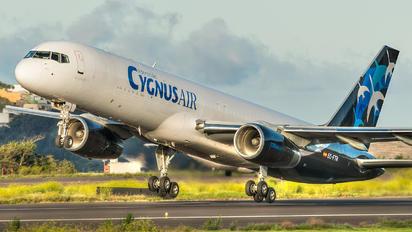 EC-FTR - Cygnus Air Boeing 757-200F
