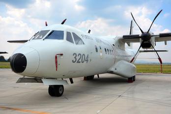 3204 - Mexico - Air Force Casa C-295M