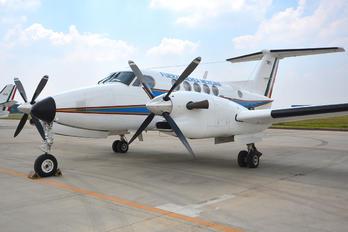 3971 - Mexico - Air Force Beechcraft 300 King Air