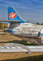 YU-AHB - JAT - Yugoslav Airlines Sud Aviation SE-210 Caravelle