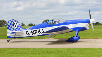 G-NPKJ - Private Vans RV-6