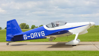 G-ORVG - Private Vans RV-6