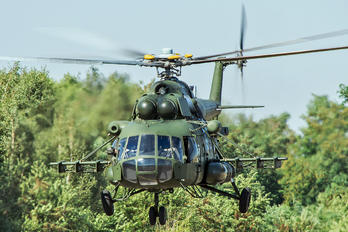 6112 - Poland- Air Force: Special Forces Mil Mi-17-1V