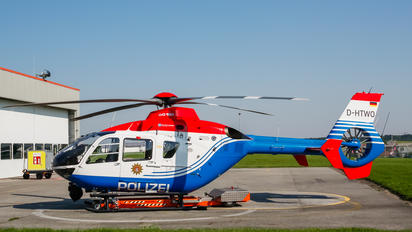 D-HTWO - Germany - Police Eurocopter EC135 (all models)