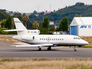 EC-JBB - TAG Aviation Dassault Falcon 900 series