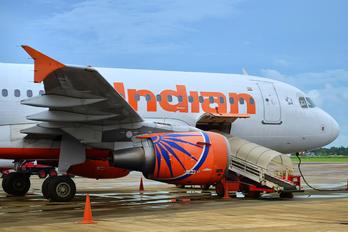 VT-SCC - Air India Airbus A319