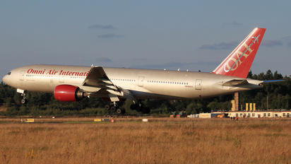 N918AX - Omni Air International Boeing 777-200ER