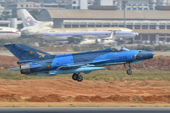 F936 - Bangladesh - Air Force Chengdu F-7BG
