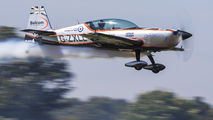 """G-ZXLL - 2 Excel Aviation """"The Blades Aerobatic Team"""" Extra 300L, LC, LP series aircraft"""