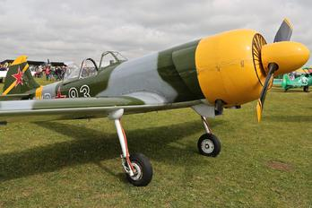 G-JYAK - Private Yakovlev Yak-50