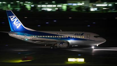JA8195 - ANA Wings Boeing 737-500