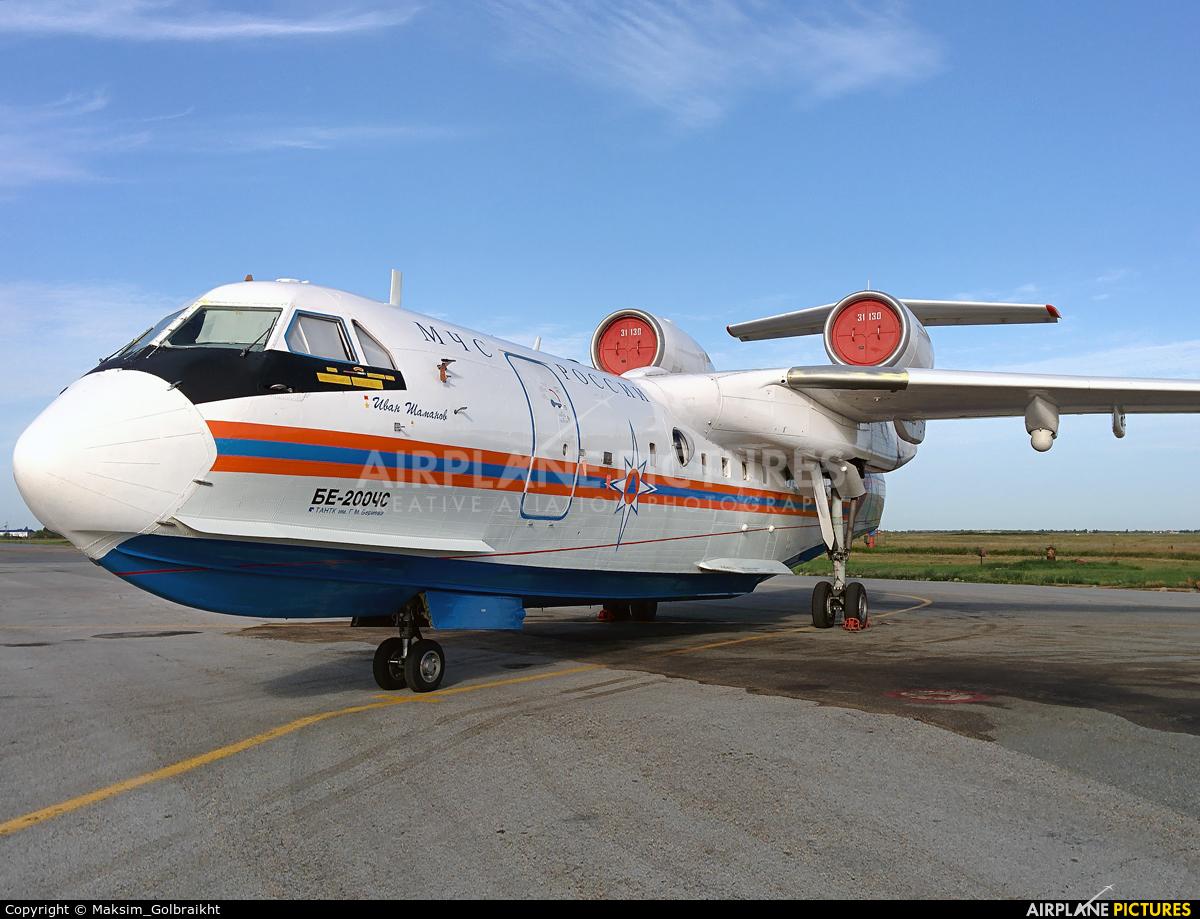 Russia - МЧС России EMERCOM RF-31130 aircraft at Omsk Tsentralny