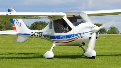 G-CVET - Private Flight Design CTLS