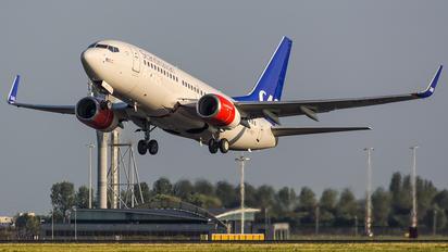SE-REY - SAS - Scandinavian Airlines Boeing 737-700