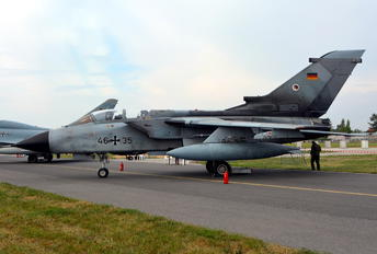 4635 - Germany - Air Force Panavia Tornado - ECR