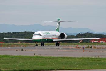 B-17918 - Eva Air McDonnell Douglas MD-90