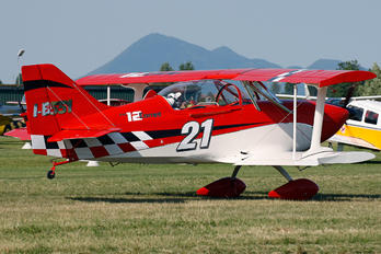 I-B551 - Private FK Lightplanes FK12 Comet
