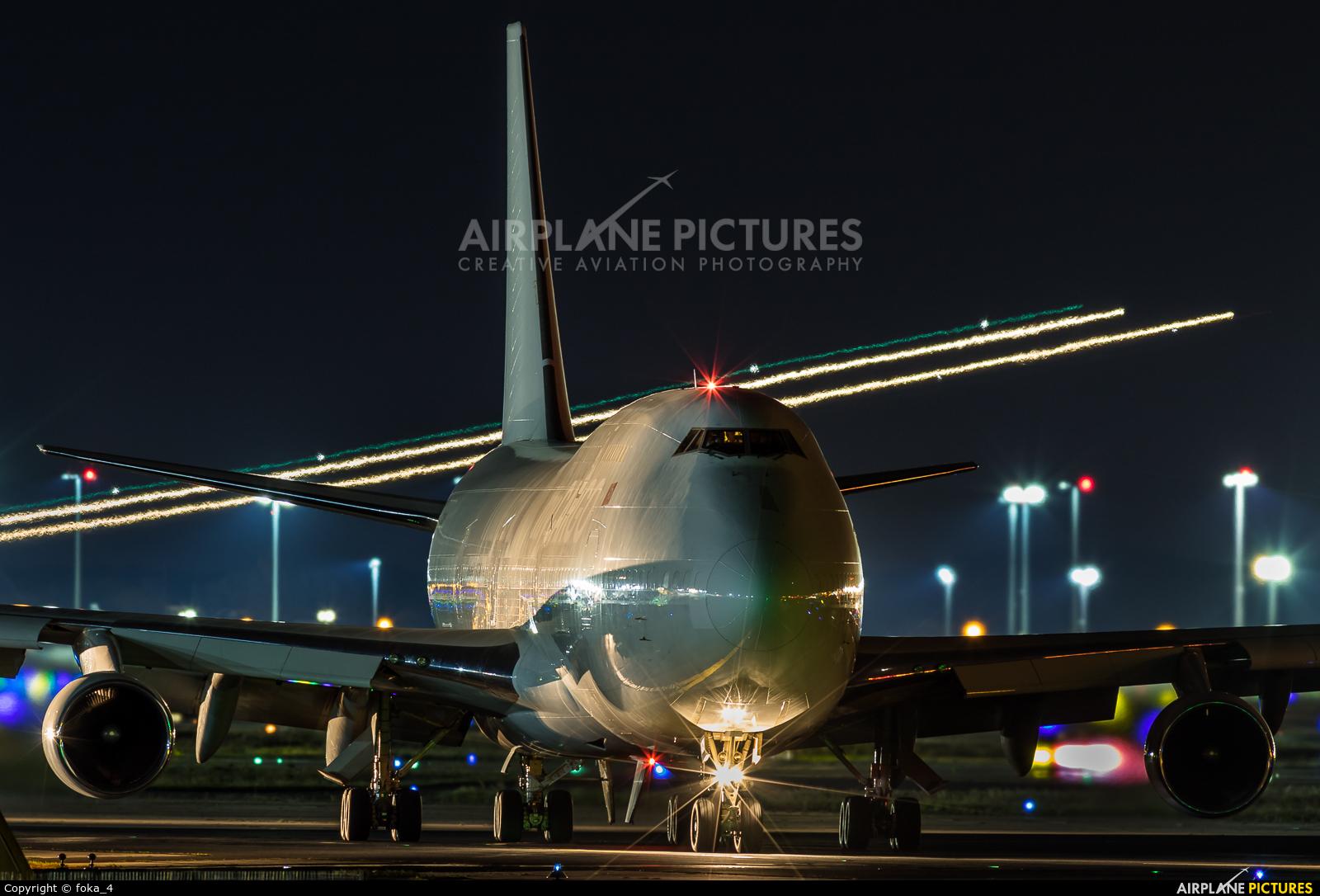 ACT Cargo TC-ACH aircraft at Frankfurt