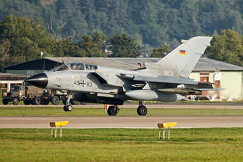 45+00 - Germany - Air Force Panavia Tornado - IDS