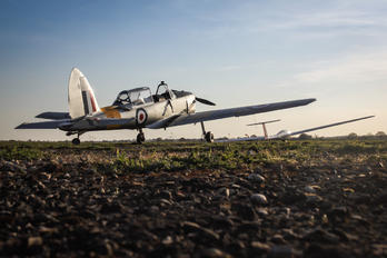G-BCHL - Private de Havilland Canada DHC-1 Chipmunk