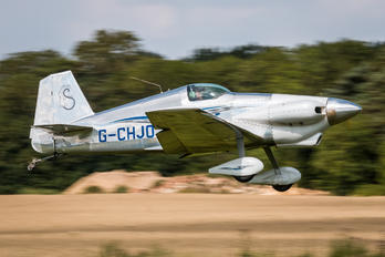 G-CHJO - Private Midget Mustang