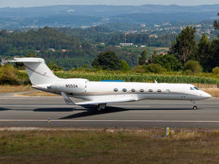 N550A - Wells Fargo Bank Northwest Gulfstream Aerospace G-V, G-V-SP, G500, G550