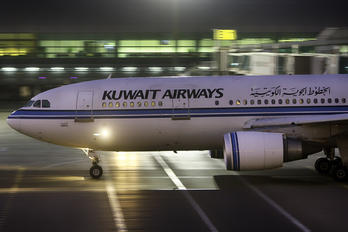 9K-AMC - Kuwait Airways Airbus A300