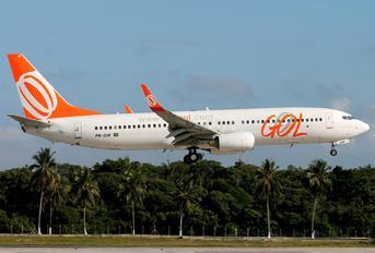 PR-GUF - GOL Transportes Aéreos  Boeing 737-800