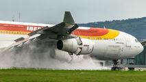 EC-GJT - Iberia Airbus A340-300 aircraft
