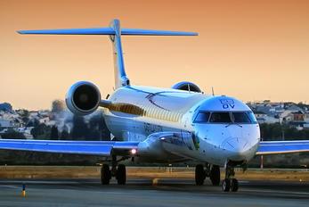 EC-LOV - Air Nostrum - Iberia Regional Canadair CL-600 CRJ-1000