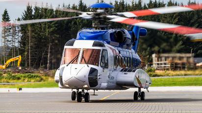 LN-ONW - Bristow Norway Sikorsky S-92