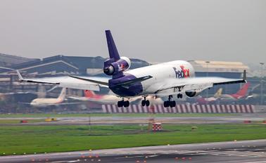 N588FE - FedEx Federal Express McDonnell Douglas MD-11F