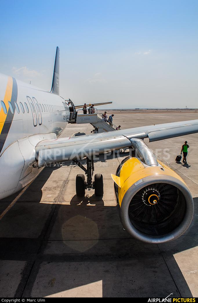 Nesma Airlines SU-NMB aircraft at Hurghada
